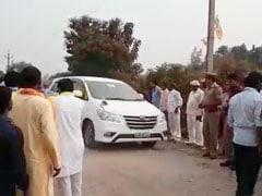 यूपी के मंत्री के काफिले की गाड़ी ने 5 साल के बच्चे को कुचला, सीएम योगी ने तलब की रिपोर्ट