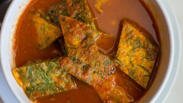 omelette curry recipe