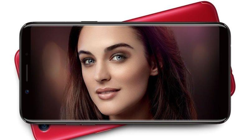 Oppo F5 के डिज़ाइन का खुलासा, तस्वीर आई सामने