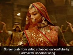 Deepika Padukone's Outfit In Ghoomar From Padmavati Is All The Inspiration We Need This Shaadi Season
