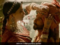 """<i>Padmavati</i>"" Cleared For UK Release But Producers Say Won't Do It"