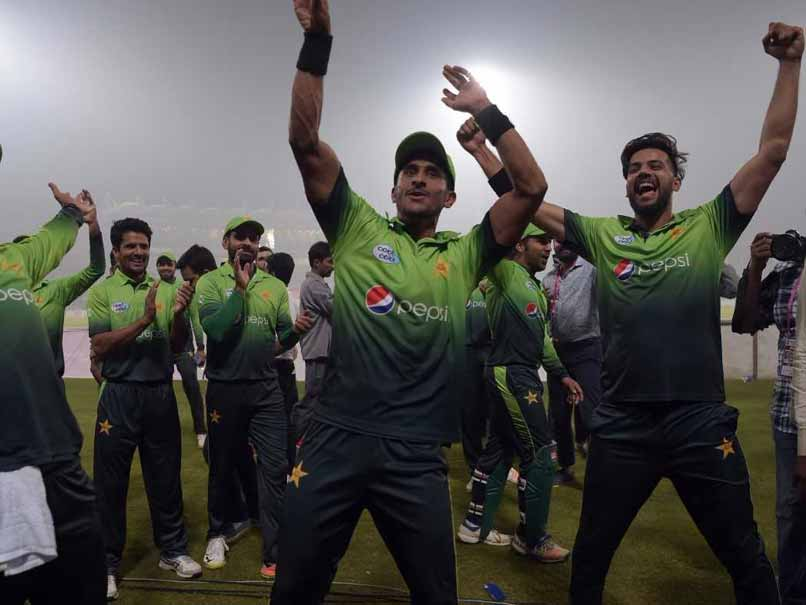 Pakistan Mark Sri Lanka Return With Twenty20 Win