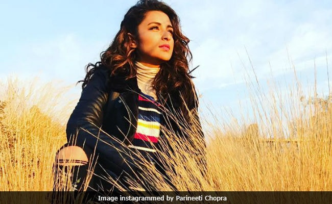 After a foot injury, Parineeti Chopra's now got an eye infection