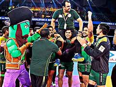 PKL: Gujarat FortuneGiants Eye Glory Against Patna Pirates In Final