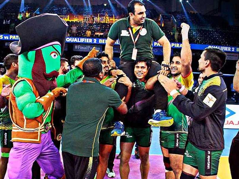 Pro Kabaddi League: Debutant Gujarat FortuneGiants Eye Glory Against Patna Pirates In Final