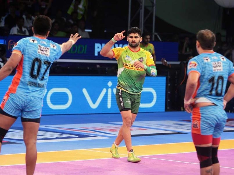Pro Kabaddi League: Patna Pirates To Meet Gujarat Fortunegiants In Final
