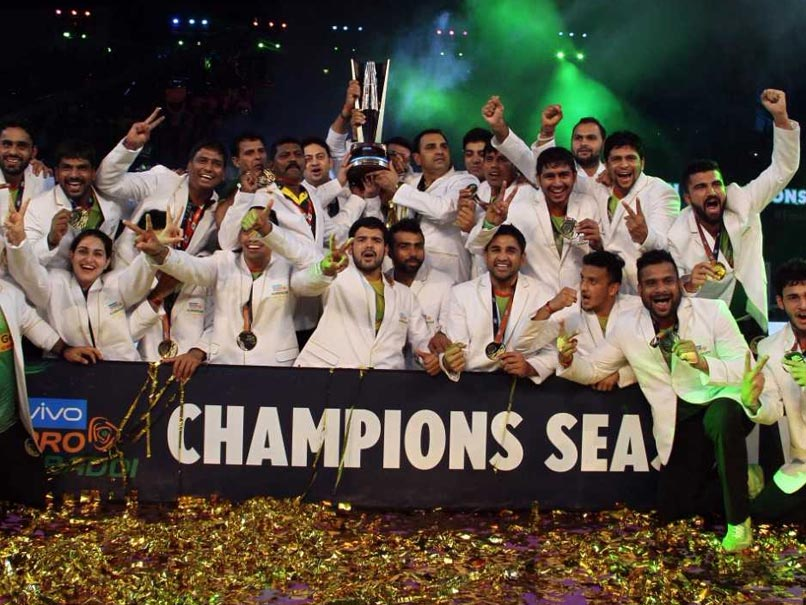 Pardeep Narwal Shines As Patna Pirates Make It A Hat-Trick Of Pro Kabaddi League Titles