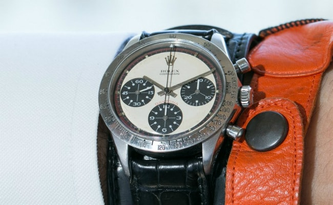 Hollywood Legend Paul Newman's Watch Auctioned For Record $17.8 Million