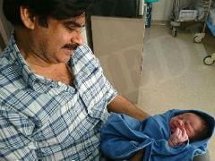 Pawan Kalyan And Wife Anna Lezhneva Welcome Baby Boy. First Pic Here