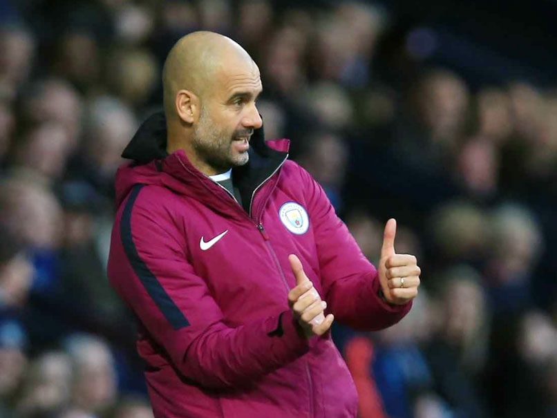 Invincible Pep Guardiola Ripping Up The Record Books