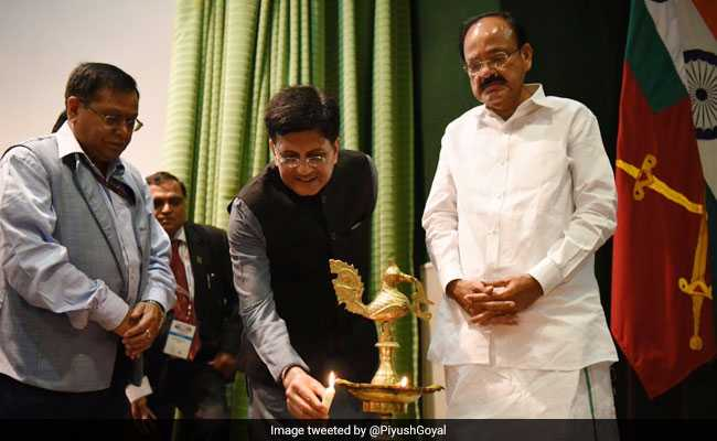 Calling For Innovation In Railway Safety, Piyush Goyal Says Money No Bar