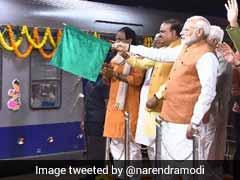 Highlights: PM Modi Inaugurates Bidar-Kalburgi Railway Line, Flag Off Train Services