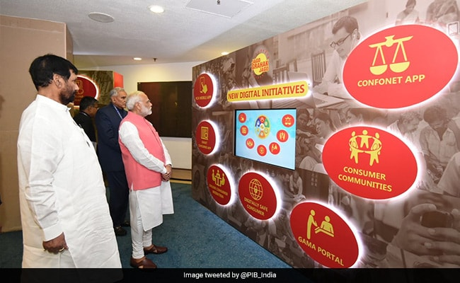 Consumer Protection Goes Back To The Vedas, Says PM Narendra Modi, Opens Global Meet