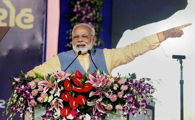 'Economy Strong, Moving In Right Direction,' PM Modi Tells Gujarat