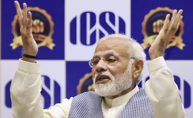 PM Modi Defends Economy, Says Slowdown 'Exaggerated By Pessimists'