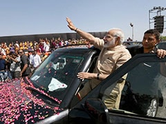 'Vadnagar Taught Me To Drink Poison,' Says PM Modi In Hometown