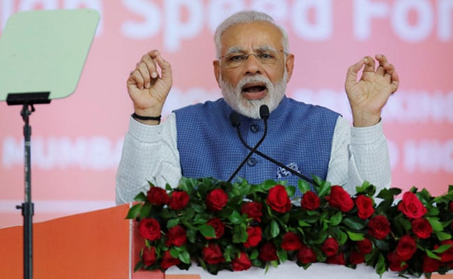 Prime Minister Narendra Modi To Address Mega Rally In Gujarat Today: 10 Points