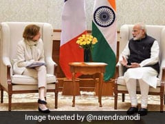 Prime Minister Modi For Greater Cooperation With France Under 'Make In India' In Defence