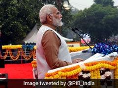 प्रधानमंत्री मोदी आज हिमाचल प्रदेश में चुनावी रैलियों को संबोधित करेंगे
