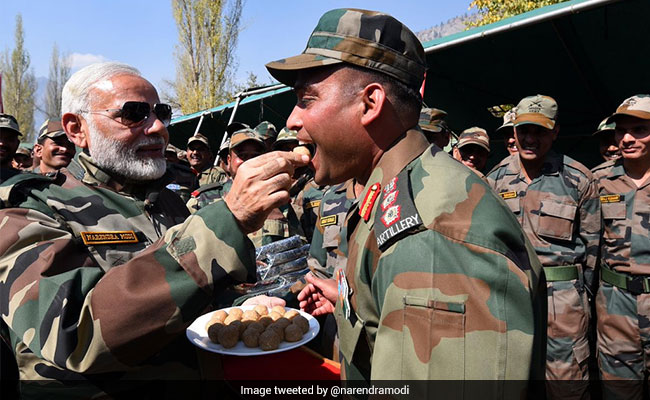 PM likely to visit Gurez today, to celebrate Diwali with forces