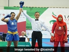 Pooja Kadian Clinches India's Maiden Gold In Wushu Worlds