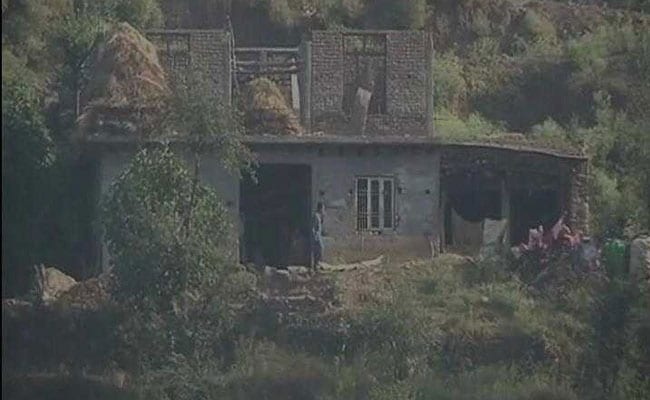 Children die in Pak shelling