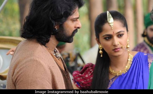 Prabhas And Anushka Shetty Are Such 'Good Friends' That Dating Rumours Are Funny