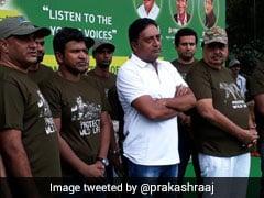 'Am I A Fool To Return My Awards?' Says Actor Prakash Raj