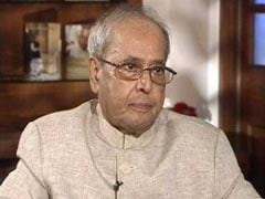 Pranab Mukherjee On PM Modi, BJP Goal Of Congress-Free India