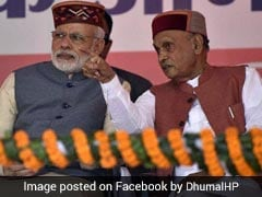 BJP Sweeps Himachal, Says Poll of Exit Polls