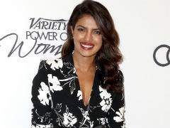 Priyanka Chopra Attends Variety's Power Of Women Luncheon