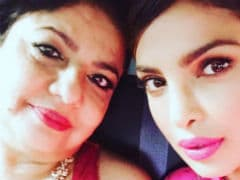 Priyanka Chopra's Mom Ran Away From Home To Become An Army Doctor