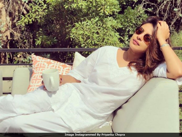 Priyanka Chopra Is In Los Angeles And This Is How She Spent Her Sunday. See Pics