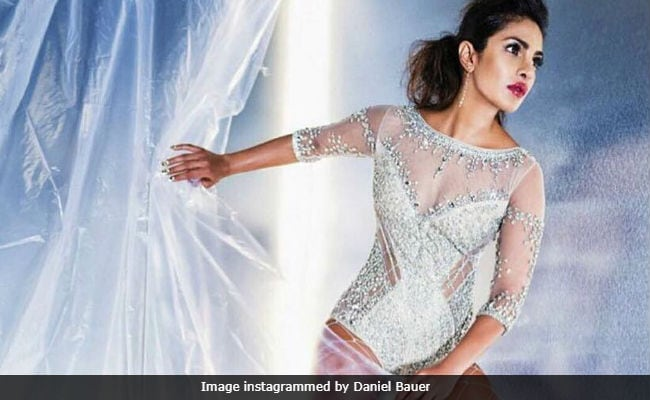 This Could Be Priyanka Chopra's Audition Pic For A Superhero Movie