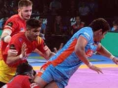 Pro Kabaddi: Gujarat Fortunegiants Beat Bengal Warriors To Enter Final