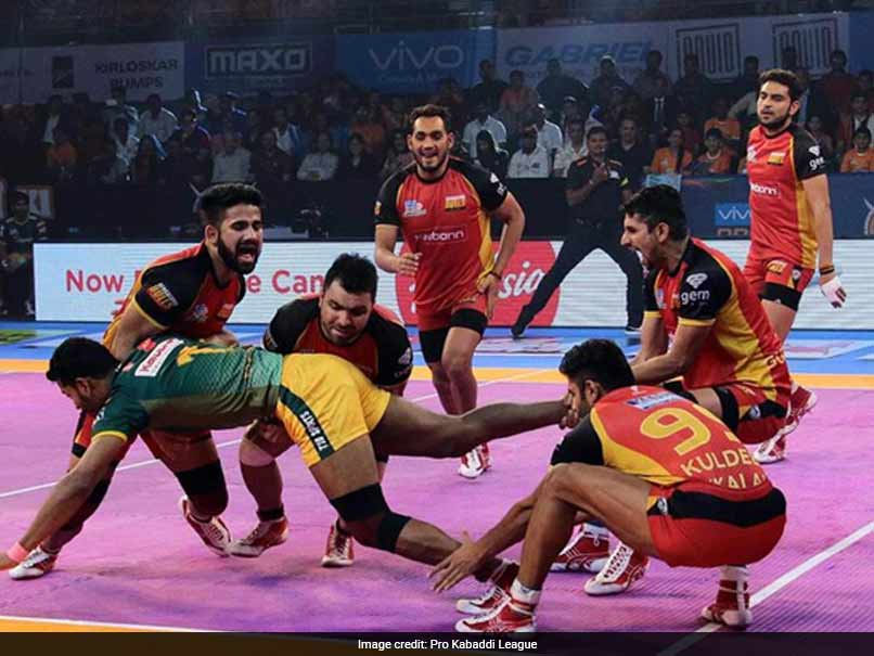 Pro Kabaddi League: Bengaluru Bulls Crush UP Yoddha