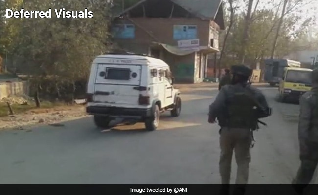 Top Lashkar Commander Among 2 Terrorists Killed In Encounter In Kashmir's Pulwama