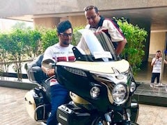 Actor R. Madhavan Buys The Indian Roadmaster Cruiser Worth Rs. 40 Lakh