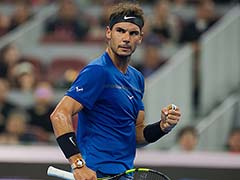 Rafael Nadal Punishes Penalised Nick Kyrgios To Win China Open