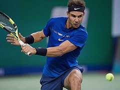 Rafael Nadal And Roger Federer To Face Off For Shanghai Masters Title