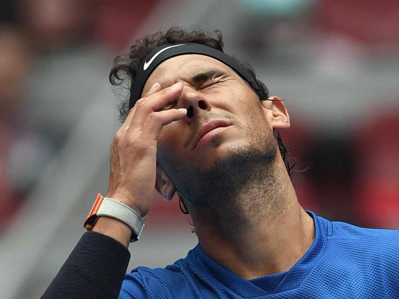 China Open: Rafael Nadal Defies 'Tennis Ball Hair' Mishap To Enter Semis