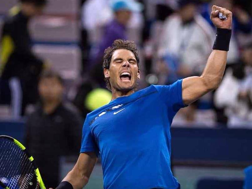 टेनिस: चोट के कारण पेरिस मास्टर्स से बाहर हुए राफेल नडाल