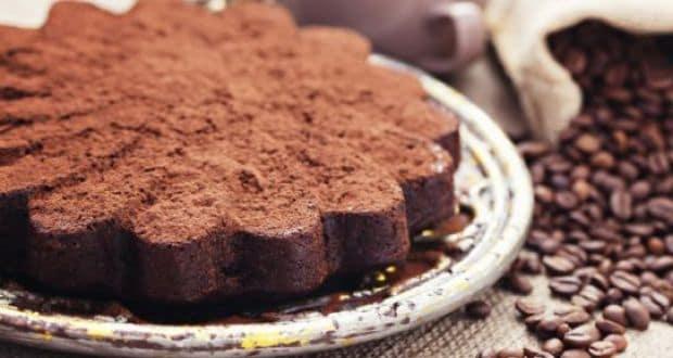 रागी केक (काह्लुआ  के साथ)