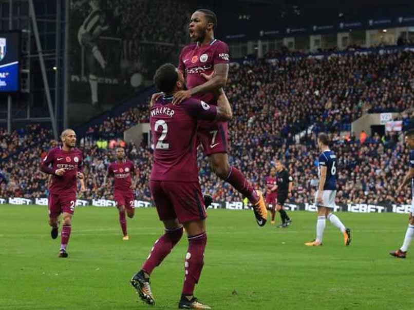 Premier League: Manchester City Maintain Lead, Arsenal Rally To Beat Swansea