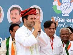 Isn't Rahul Gandhi Visiting Gujarat: Election Commission Boss vs Congress