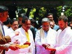 'अमेठी फतह' की तैयारी में बीजेपी, राहुल गांधी को घेरने की है तैयारी