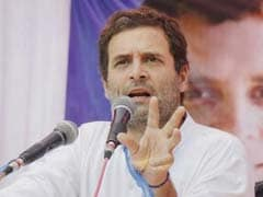 Huge 2014 Defeat Knocked Sense Into Us, Admits Rahul Gandhi