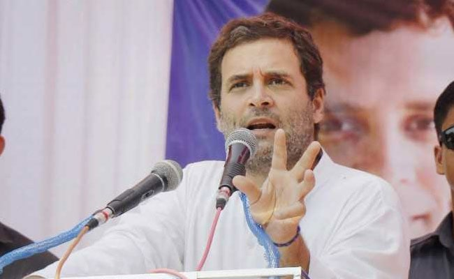 Rahul Gandhi's Latest Dig At Arun Jaitley Is Inspired By Star Wars