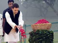 Congress Leaders, PM Modi Pay Tribute To Indira Gandhi On Death Anniversary