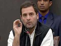 Rahul Gandhi Says 'Gujarat Priceless' Day After BJP Is Accused Of Bribery